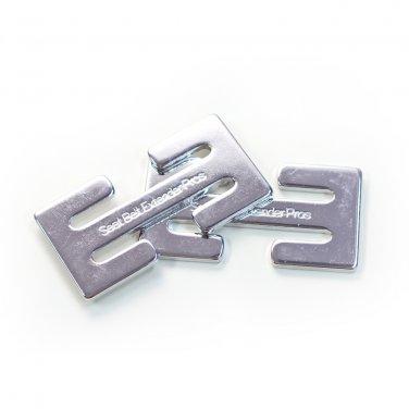 Safely Relieve Seat Belt Irritation - 2 Frankie Clip Seat Belt Adjusters