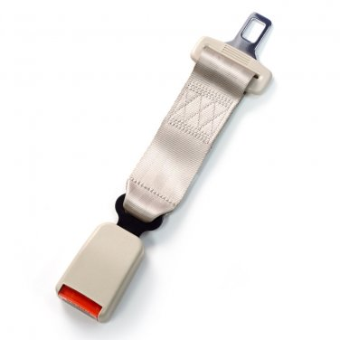 "10"" Seat Belt Extender - Type B - Beige"