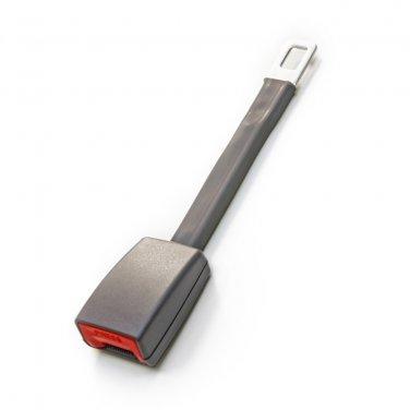 "Rigid 8"" Seat Belt Extender - Type L - Gray"