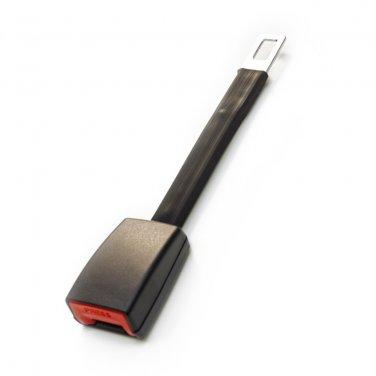 "Rigid 8"" Seat Belt Extender - Type Q - Black"
