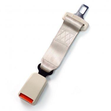 """10"""" Seat Belt Extender - Type O - Beige"""
