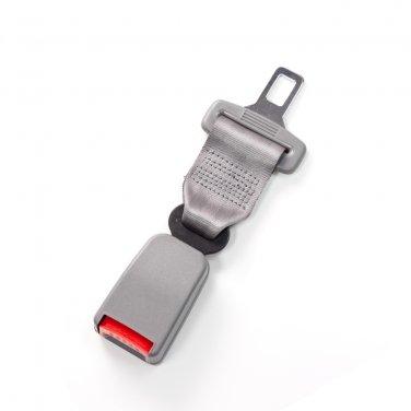 "7"" Seat Belt Extender - Type T - Gray"