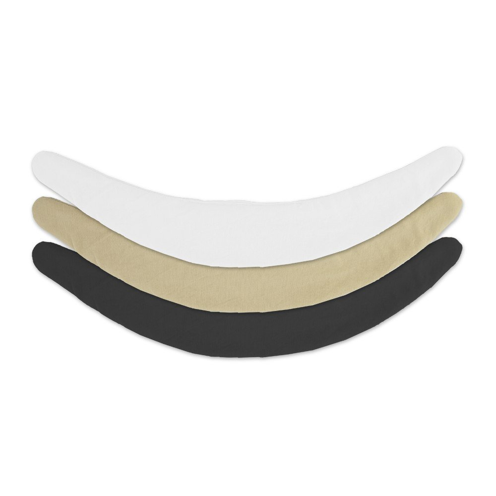 Bamboo Tummy Liner, Small, Neapolitan, 3-Pack by More of Me to Love