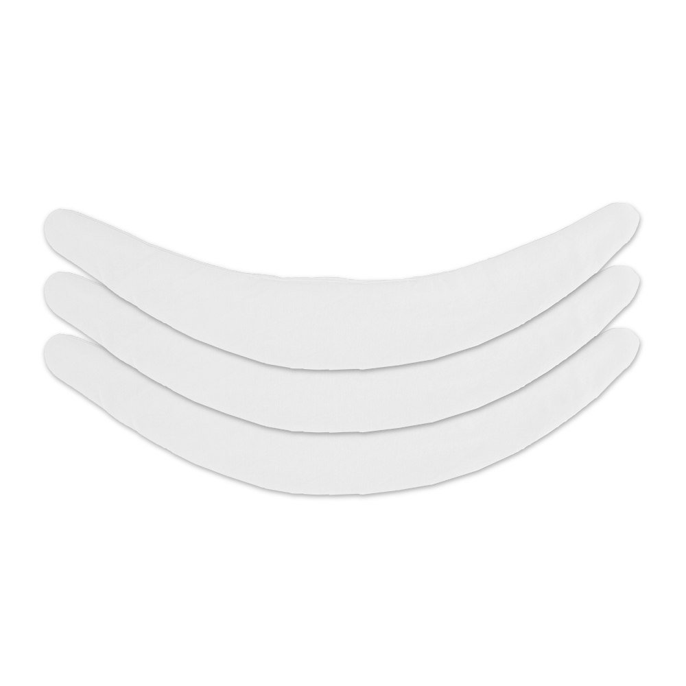 Bamboo Tummy Liner, Large, White, 3-Pack by More of Me to Love
