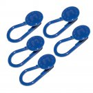 Button Pant Extender, Blue, 5-Pack by More of Me to Love