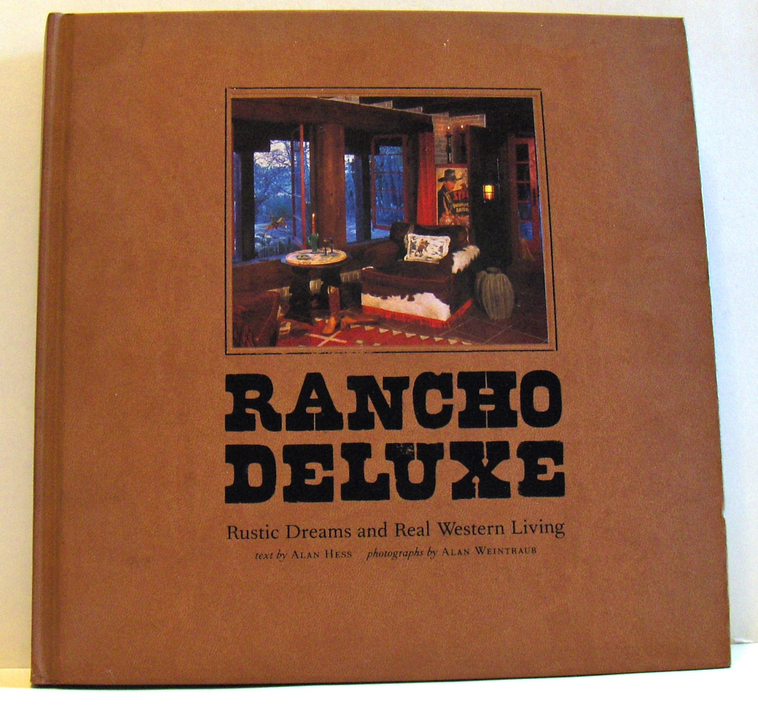 USED - Rancho Deluxe by Alan Hess, Alan Weintraub