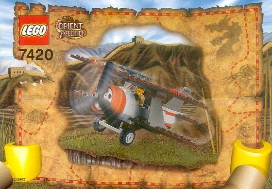LEGO 7420 - Thunder Blazer