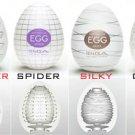 6 Tenga Eggs  sex toy masturbator for men