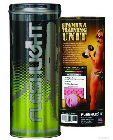 Fleshlight pink lady stamina training unit sex toy masturbator for men