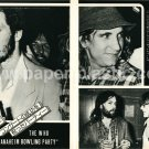 THE WHO mag clipping Japan 1976 #4 - party with Joe Walsh, Lowell George, Peter Asher [PM-100]