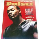 PULSE magazine USA #189 D'Angelo Prince Jungle Brothers Jungle Brothers Jane Campion 2000 [MX-250]