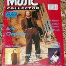 MUSIC COLLECTOR #27 magazine UK Eric Clapton Creation Gary Numan Jimmy Page Jimi Hendrix [PM-500]