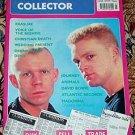 MUSIC COLLECTOR #17 magazine UK Erasure Wedding Present David Bowie [PM-500]
