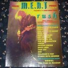 MEAT Canada metal mag #47 Rush Stone Temple Pilots Sepultura Rage Against the Machine [MX-250]