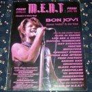 MEAT Canada metal mag #38 Bon Jovi Alice in Chains Suicidal Tendencies Sepultura [MX-250]