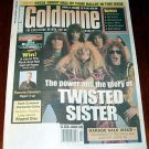 GOLDMINE #509 Twisted Sister Ronnie Dawson Diamanda Galas Jan. 28, 2000 [SP-500]