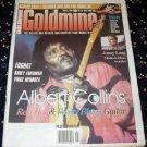 GOLDMINE #493 Albert Collins Jonny Lang June 18, 1999 [SP-500]