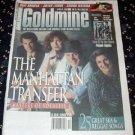 GOLDMINE #489 Manhattan Transfer April 23, 1999 [SP-500]