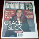 GOLDMINE #479 Grace Slick Jefferson Airplane Mose Allison Dec. 4, 1998 [SP-500]