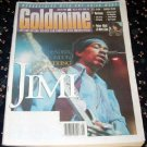 GOLDMINE #441 Jimi Hendrix Peter Wolf June 20, 1997 [SP-500]
