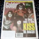 GOLDMINE #417 Kiss Johnnie Johnson Yoko Ono Johnny Cash July 19, 1996 [SP-500]