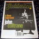 GOLDMINE #389 John Coltrane The Twist Genya Ravan June 23, 1995 [SP-500]