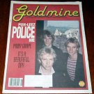GOLDMINE #333 The Police Moby Grape It's a Beautiful Day April 30, 1993 [SP-500]