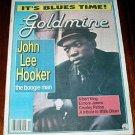 GOLDMINE #304 John Lee Hooker Elmore James Albert King Mar. 20, 1992 [SP-500]
