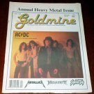 GOLDMINE #279 AC/DC Metallica Megadeth Spinal Tap The Doors April 5, 1991 [SP-500]