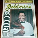 GOLDMINE #261 Bo Diddley Can Kinks July 27, 1990 [SP-500]