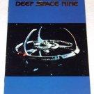 STAR TREK DEEP SPACE NINE Hero premiere ed. promo 1993 [PM-100f]