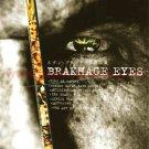 Stan Brakhage 8-film retrospective flyer Japan 2001 [PM-100f]