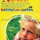 RASMUS AND THE VAGABOND movie flyer Japan - A. LINDGREN [PM-100f]