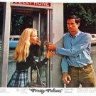 PRETTY POISON Anthony Perkins lobby card USA 1968 [PM-100]
