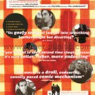 PALOOKAVILLE Vincent Gallo movie flyer Japan [PM-100f]
