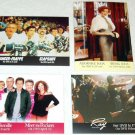 lot of 8 Universal DVD promo cards Canada [PM-100f]