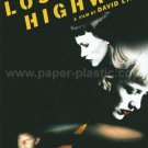 LOST HIGHWAY David Lynch flyer Japan - Bill Pullman, Patricia Arquette [PM-100f]