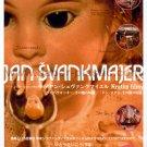 Jan Svankmajer short films DVD & VHS flyer Japan 2002 [PM-100f]