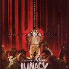 Jan Svankmajer LUNACY movie flyer Japan [PM-100f]