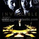 INVINCIBLE Werner Herzog movie flyer Japan - Tim Roth [PM-100f]
