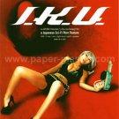 I.K.U. IKU Shu Lea Cheang movie flyers Japan & postcard [PM-100f]