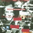 David Cronenberg 3-film retrospective movie flyer Japan 1996 [PM-100f]