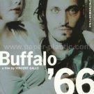BUFFALO '66 Vincent Gallo movie flyer Japan #2 - Christina Ricci Rosanna Arquette [PM-100f]