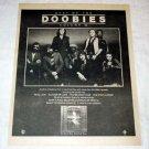THE DOOBIE BROTHERS Best of the Doobies Vol. II advertisement USA [SP-250t]
