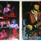 THE BAND mag clipping Japan 1978 #1 - The Last Waltz + BOB DYLAN ERIC CLAPTON RINGO STARR [PM-100]