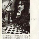 T. REX / MARC BOLAN magazine clippings Japan 1972 [PM-100]