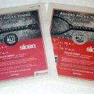 SLOAN FINGER ELEVEN DAVID USHER concert ads Canada 2005 [SP-250t]