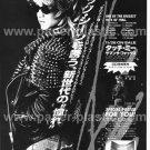 SAMANTHA FOX magazine clippings Japan 1987 [PM-200]