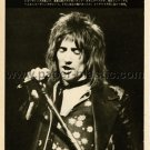 ROD STEWART magazine clipping Japan 1972 #1 [PM-100]