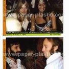 RINGO STARR magazine clipping Japan 1976 #1 + STEPHEN STILLS, GREGG ALLMAN & CHER [PM-100]